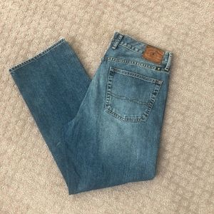 Lucky Brand Men's 181 Relaxed Straight Jeans 36x30